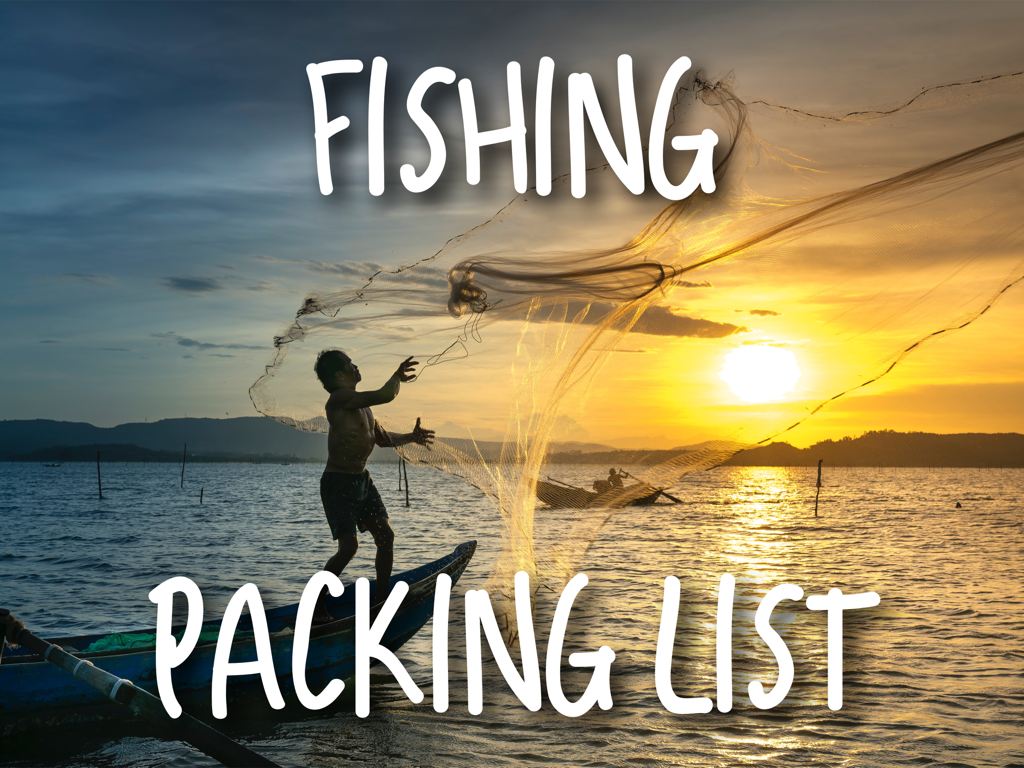 Fishing-Packing-List