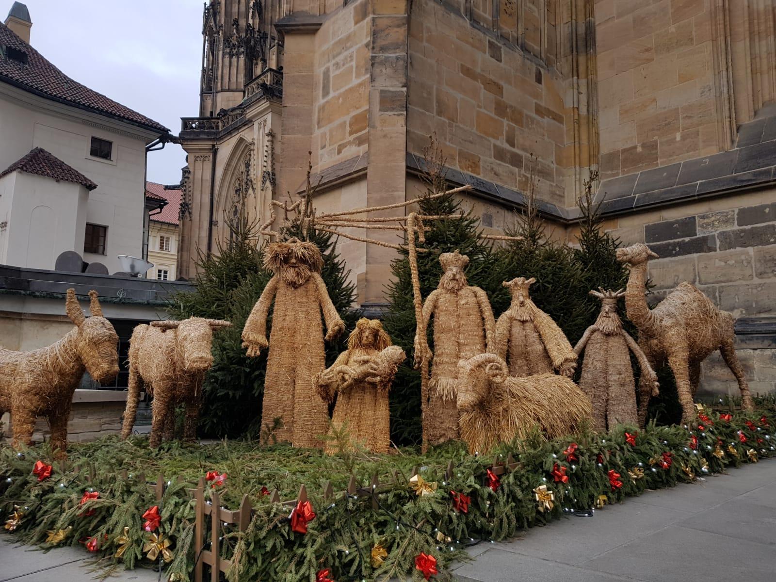 Ein Silvesterfest in Prag