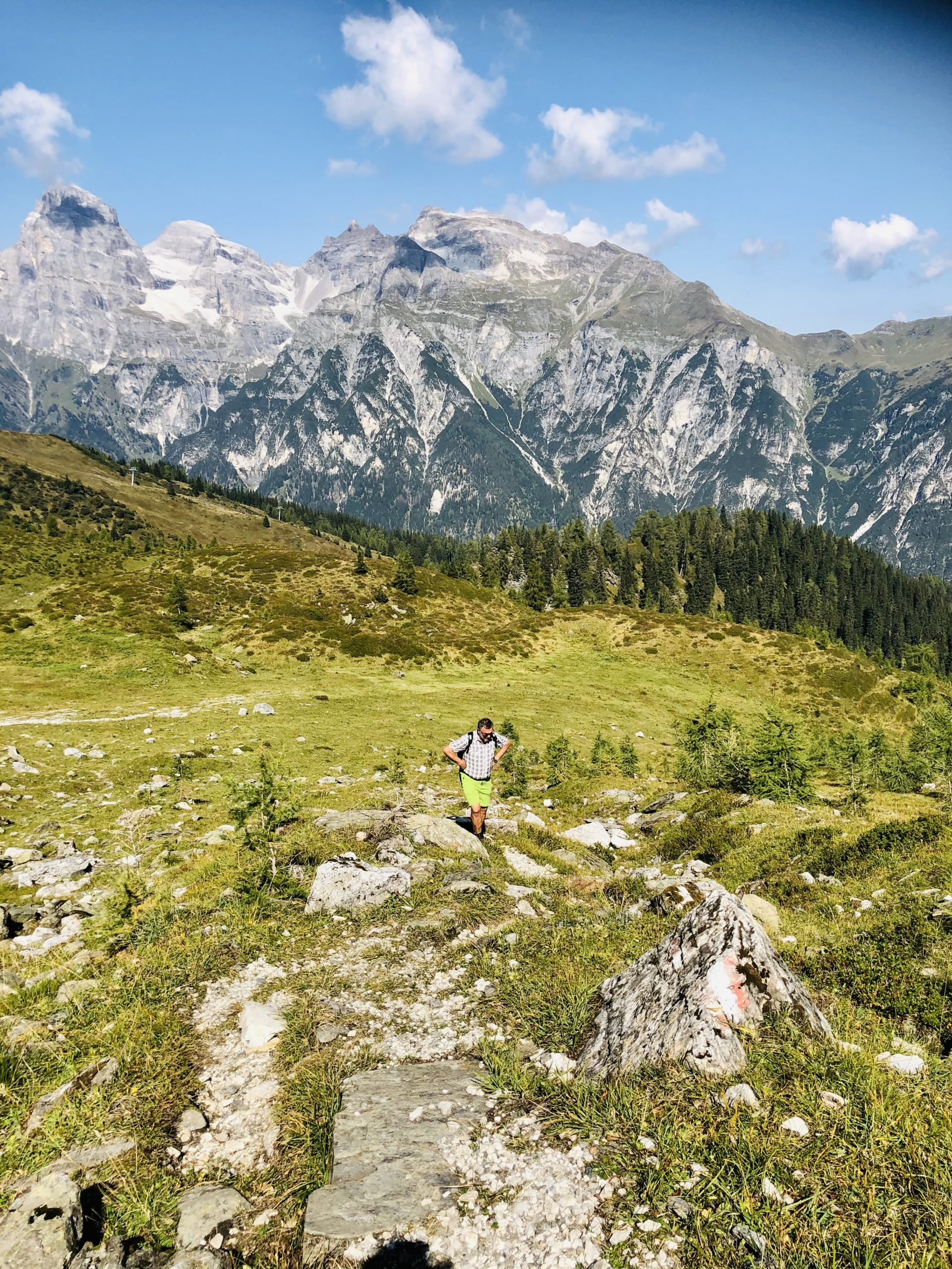 Von Sterzing aus hinein in die Bergwelt Teil 2 Ladurns
