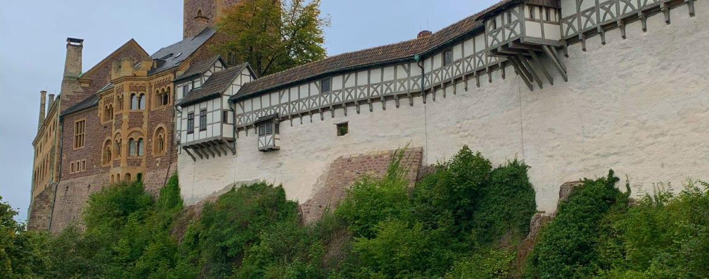 Eisenach – nicht nur für Fans von Luther und Bach ein Muss!