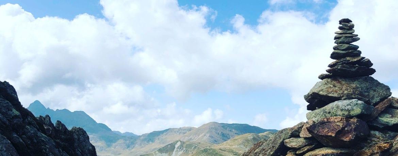 Von Sterzing aus hinein in die Bergwelt Teil 4 Das Penser Joch
