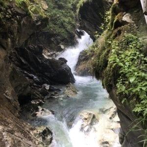 Von Sterzing aus hinein in die Bergwelt Teil 5 Gilfenklamm-thumbnail