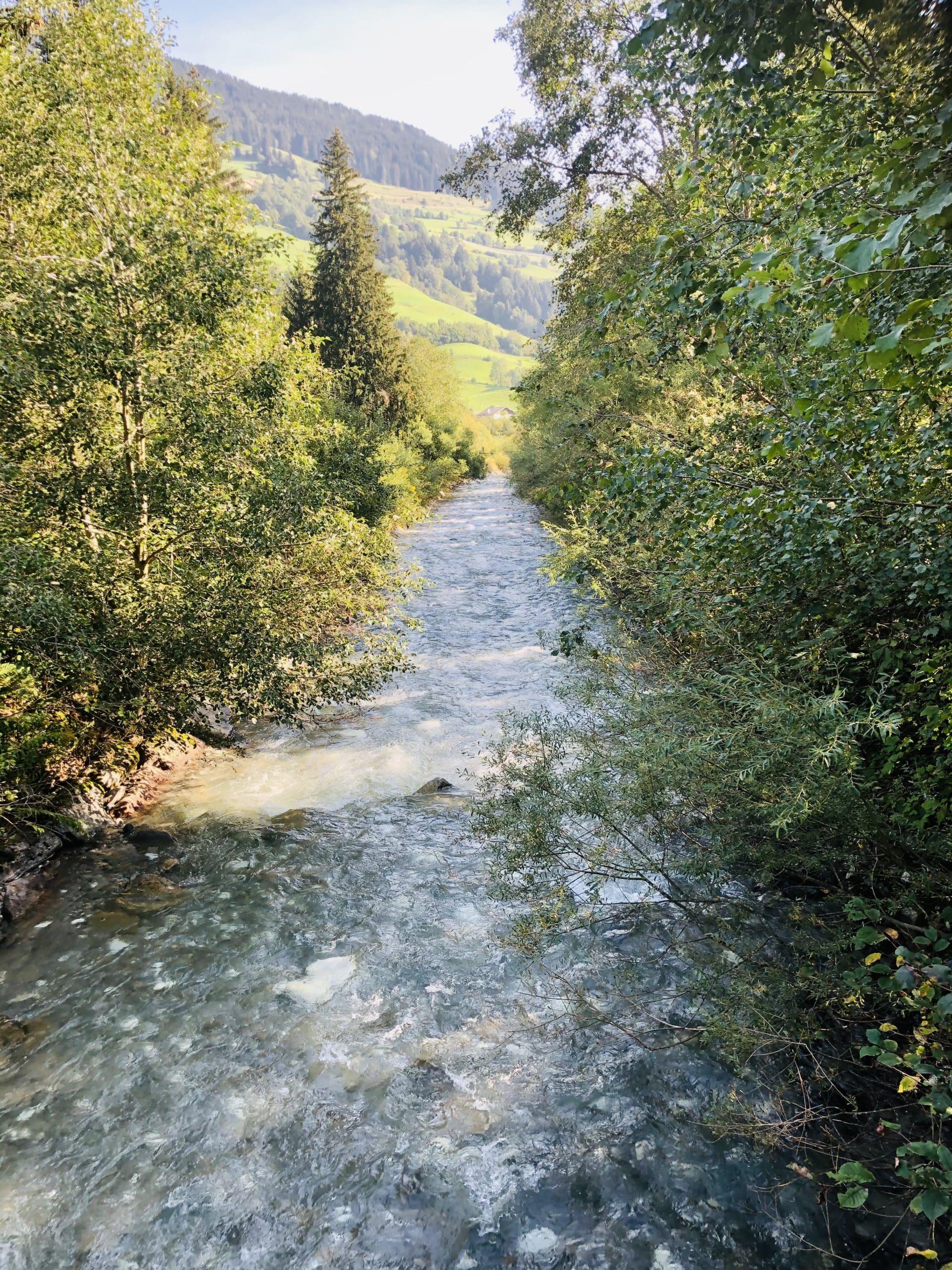 Von Sterzing aus hinein in die Bergwelt Teil 5 Gilfenklamm