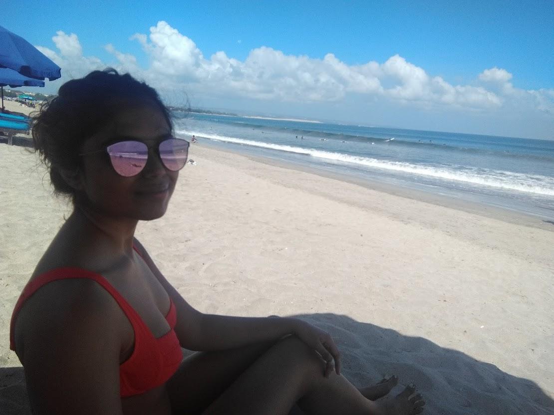 Kuta Beach, Pantai, Bali
