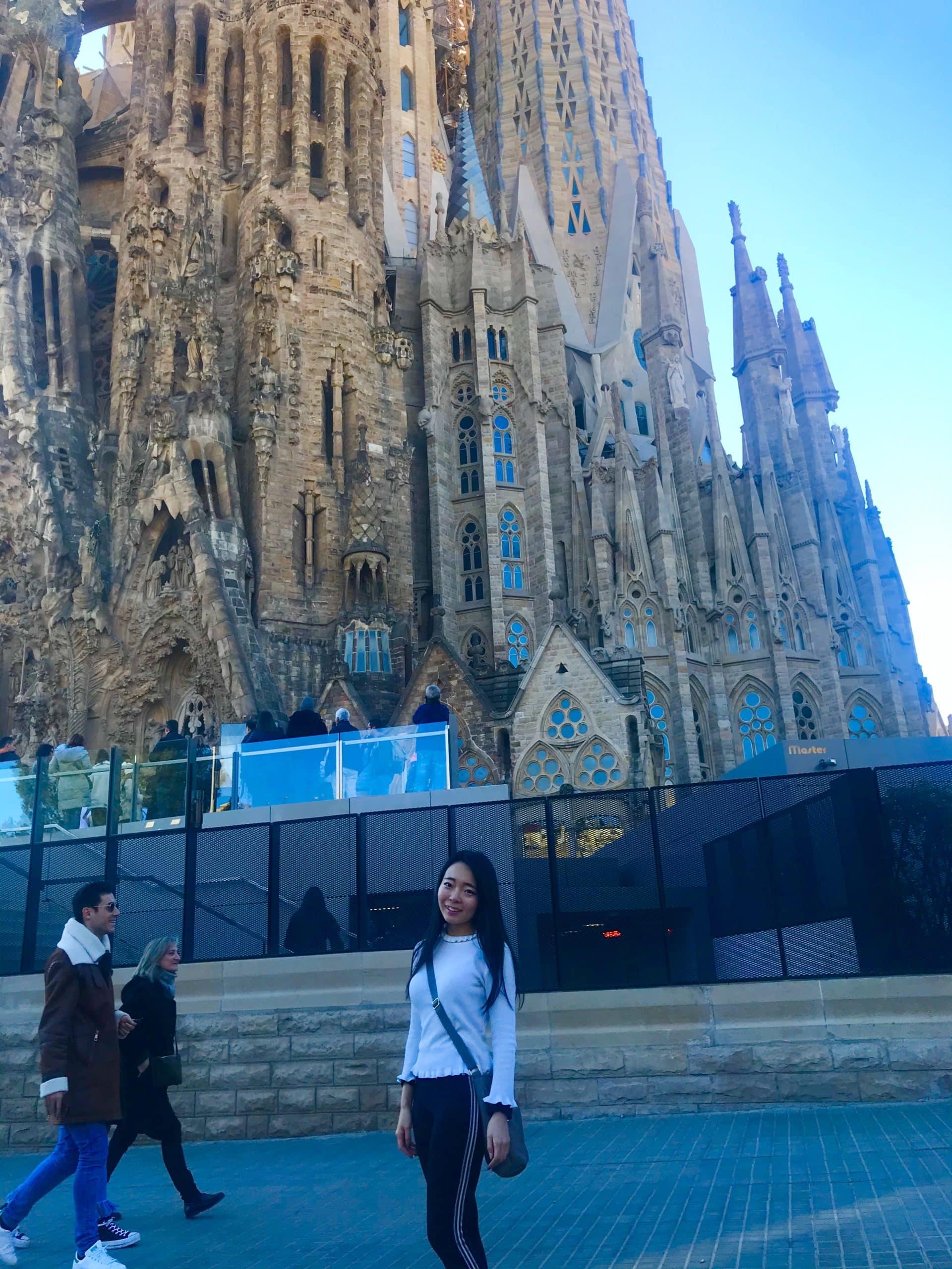 Barcelona Travel, January 2020