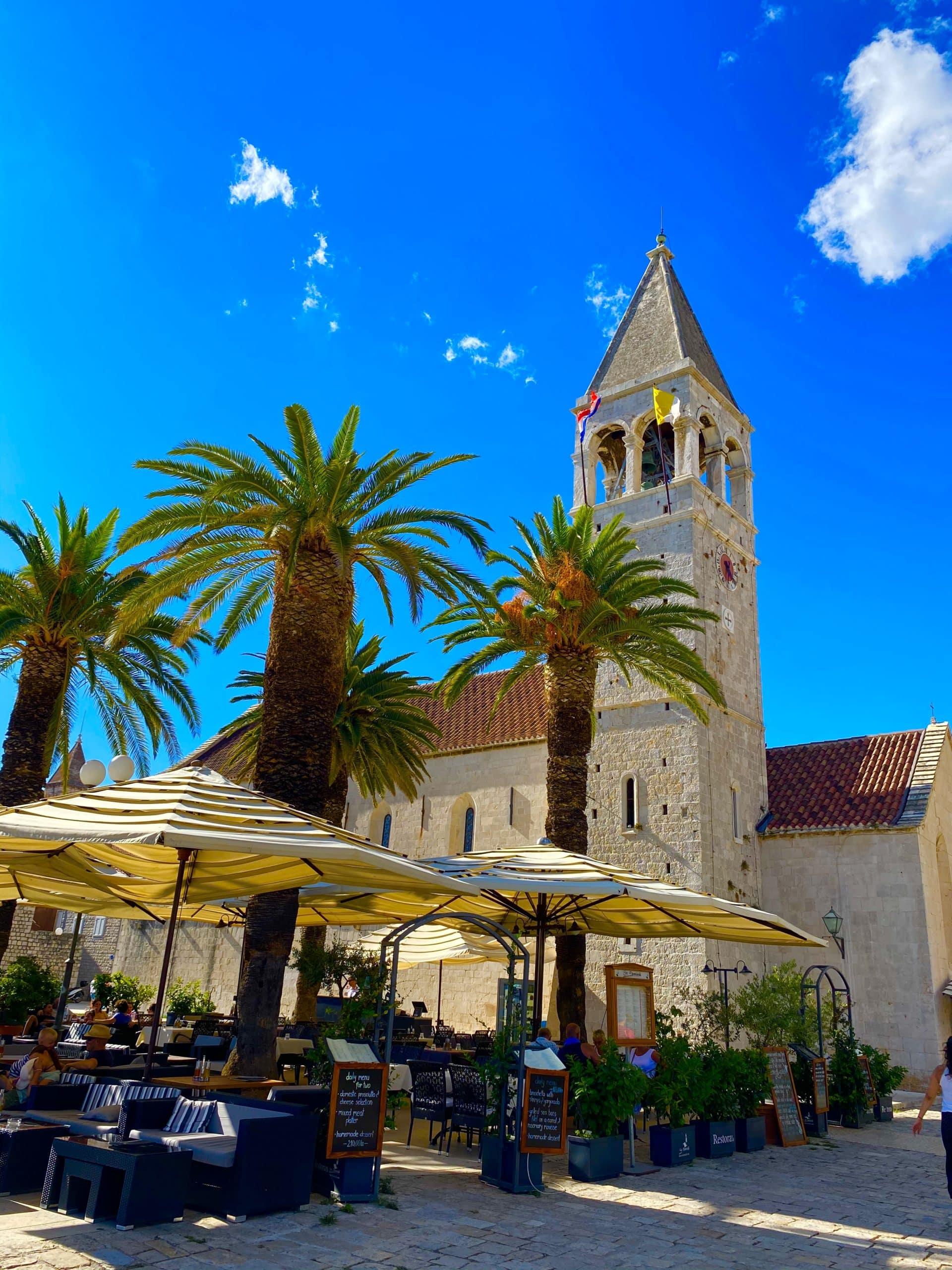 Split, Trogir, Croatia Travel August 2020