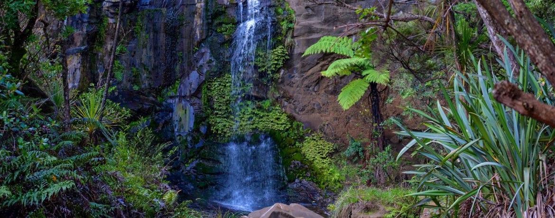 The Mokoroa Falls