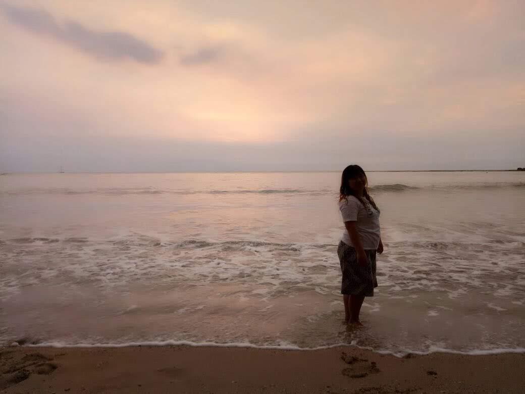 Carita Beach not Story Beach – Banten