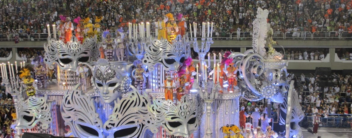 Does Rio celebrate the best Carnival in the world?