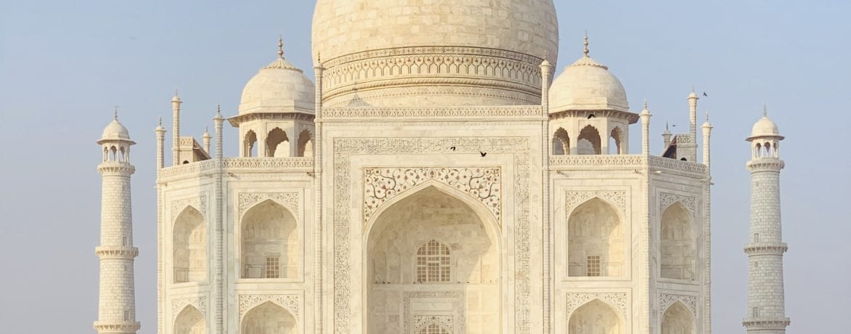 Exploring the wonder of the world – THE TAJ MAHAL, AGRA, INDIA 🇮🇳