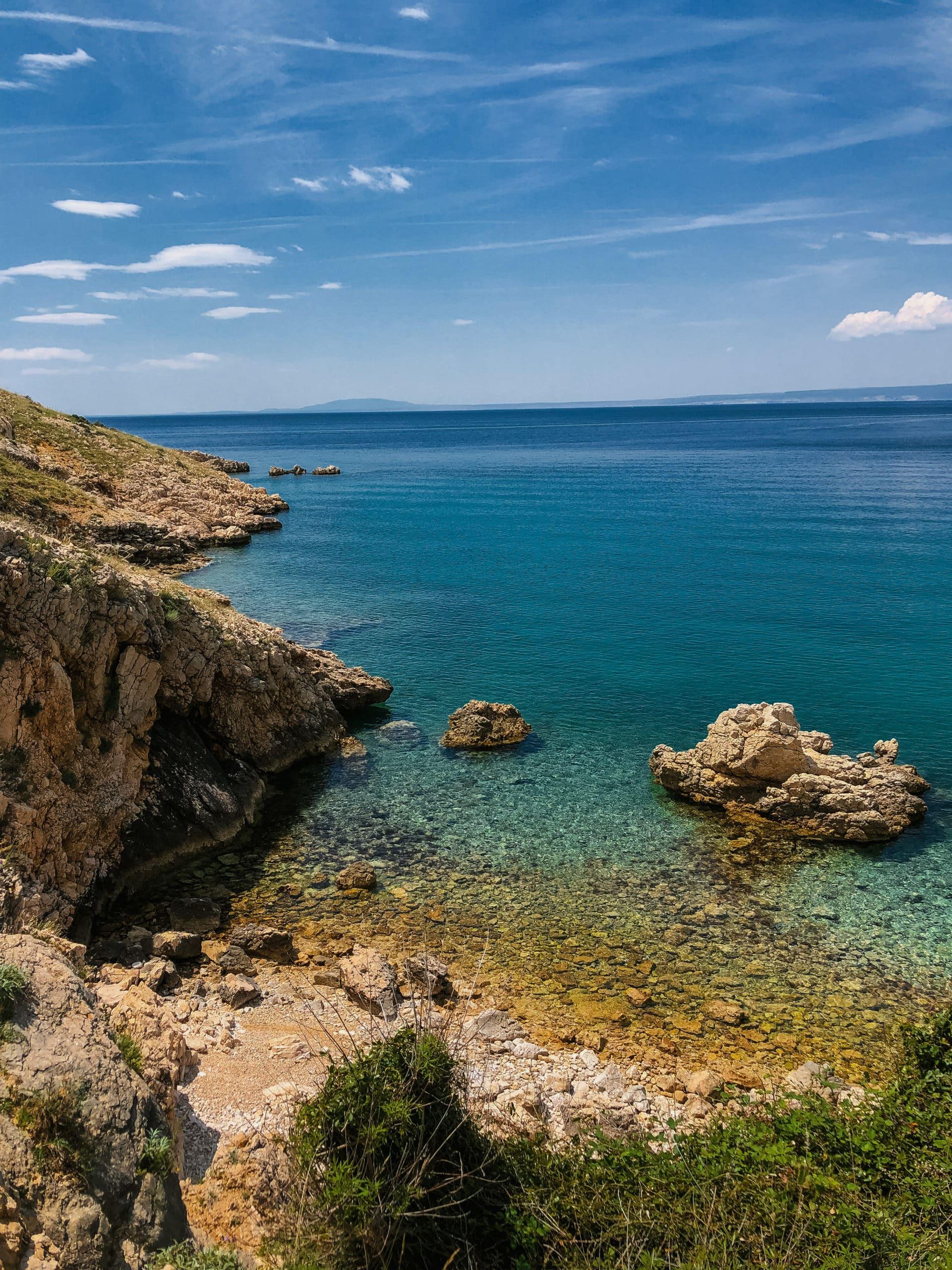 Finding hidden beaches on RAB