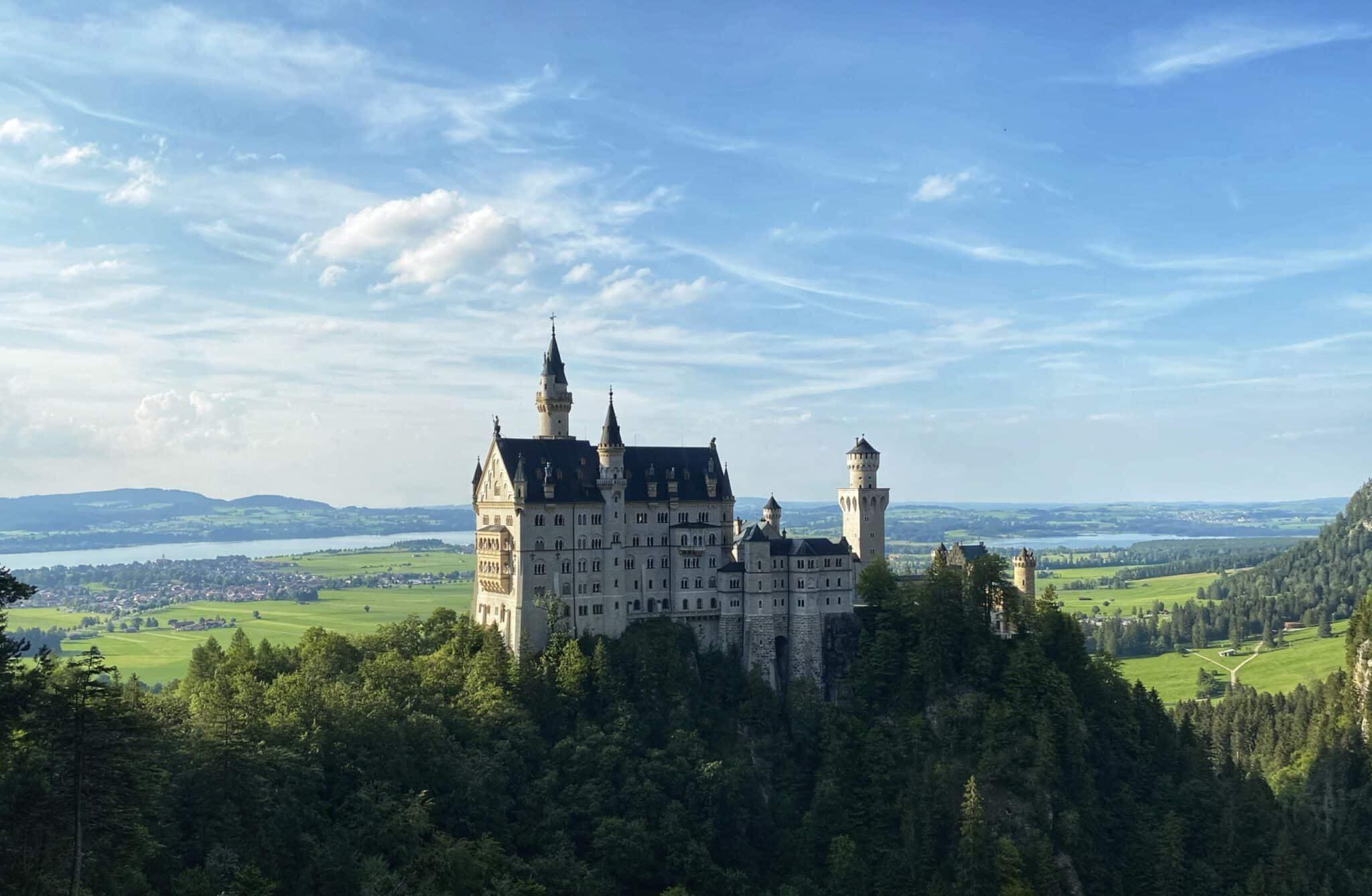 Visit Neuschwanstein Castle & Surroundings in Germany