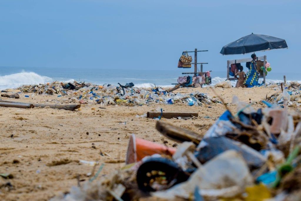 ocean plastic problem