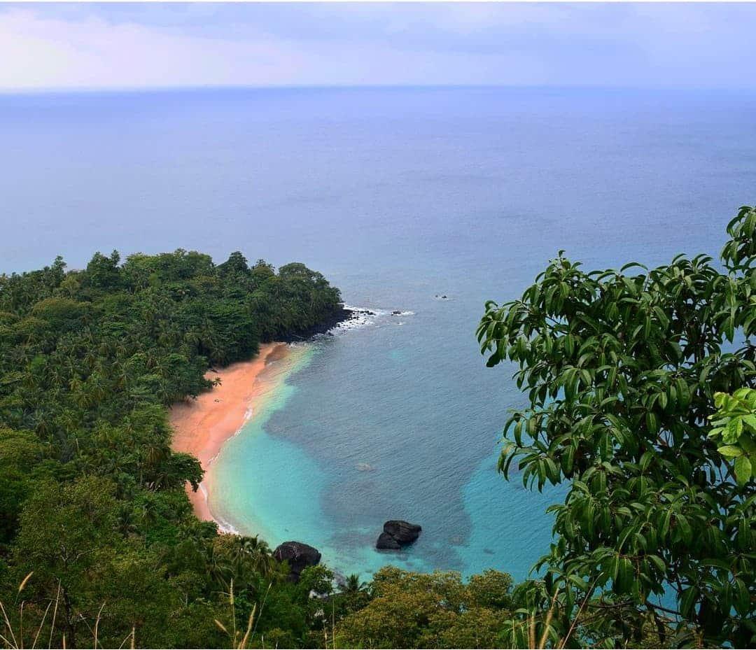 Príncipe Island – I found paradise