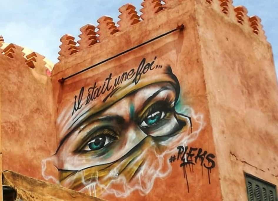 The crazy city of Marrakech