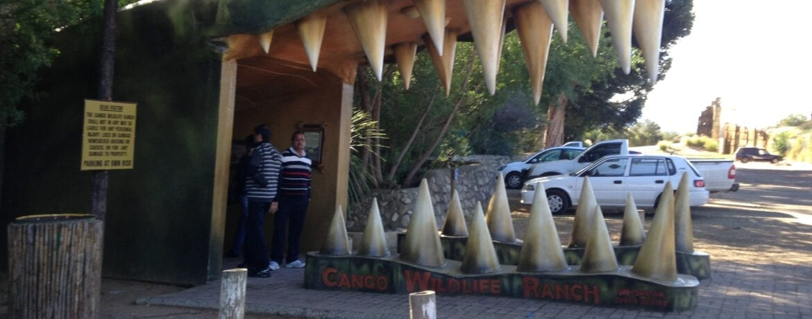TRIP TO THE CANGO WILDLIFE RANCH