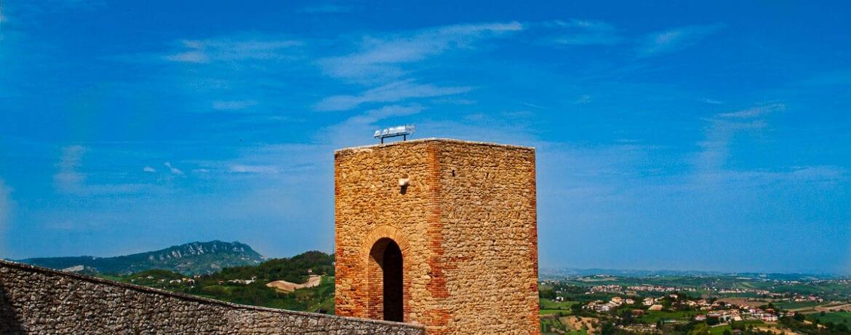 Montefiore Conca, in the kingdom of the Malatesta