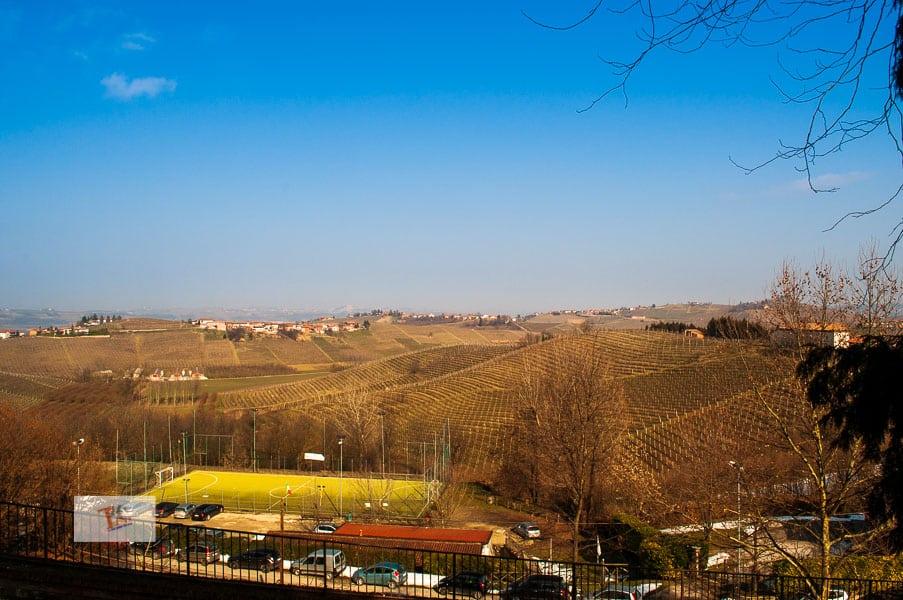 Nebbiolo tour, panorama