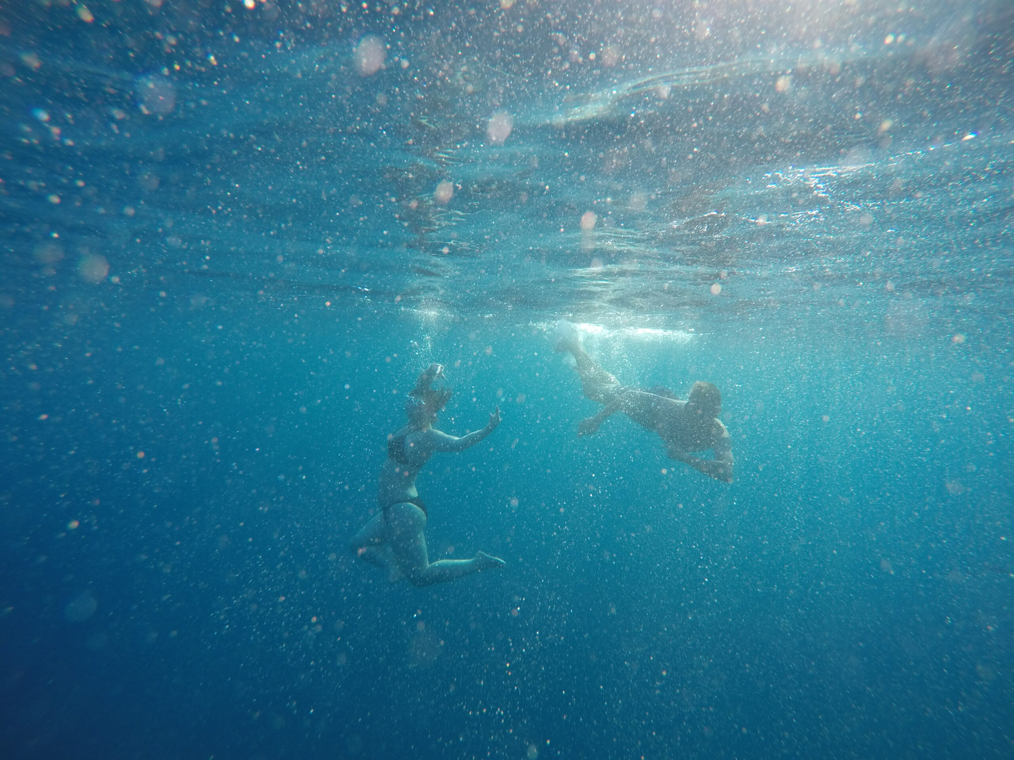 Unterwasser in Kroatien