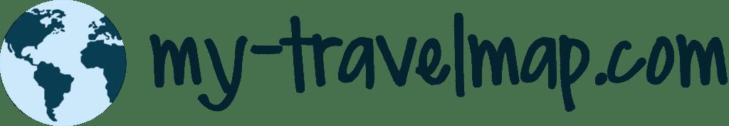 Logo my travelmap