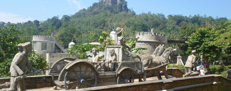 Saradiel Village : The hood of Srilankan Robin Hood