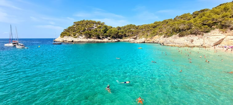 Menorca – Best beaches and Calas