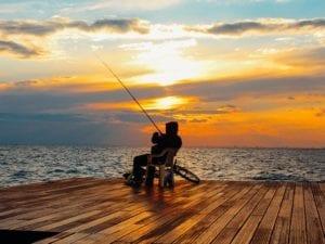 Monterosso-Fishing