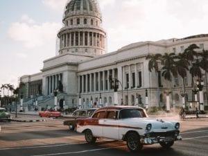Caribbean-Cuba