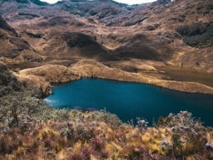 Südamerika-Ecuador