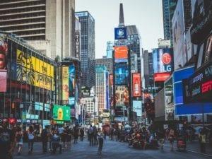 Amerika-New York