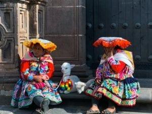 Südamerika-Peru