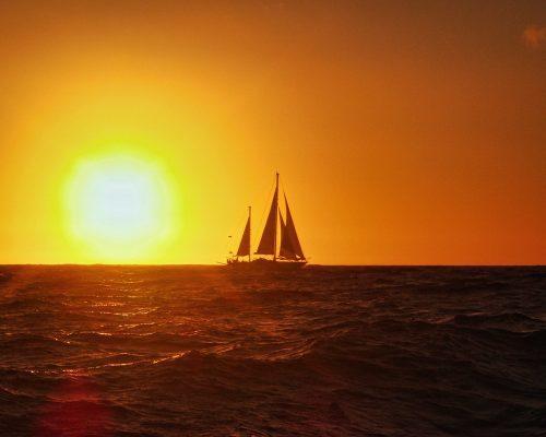Sailing the Ionian Sea